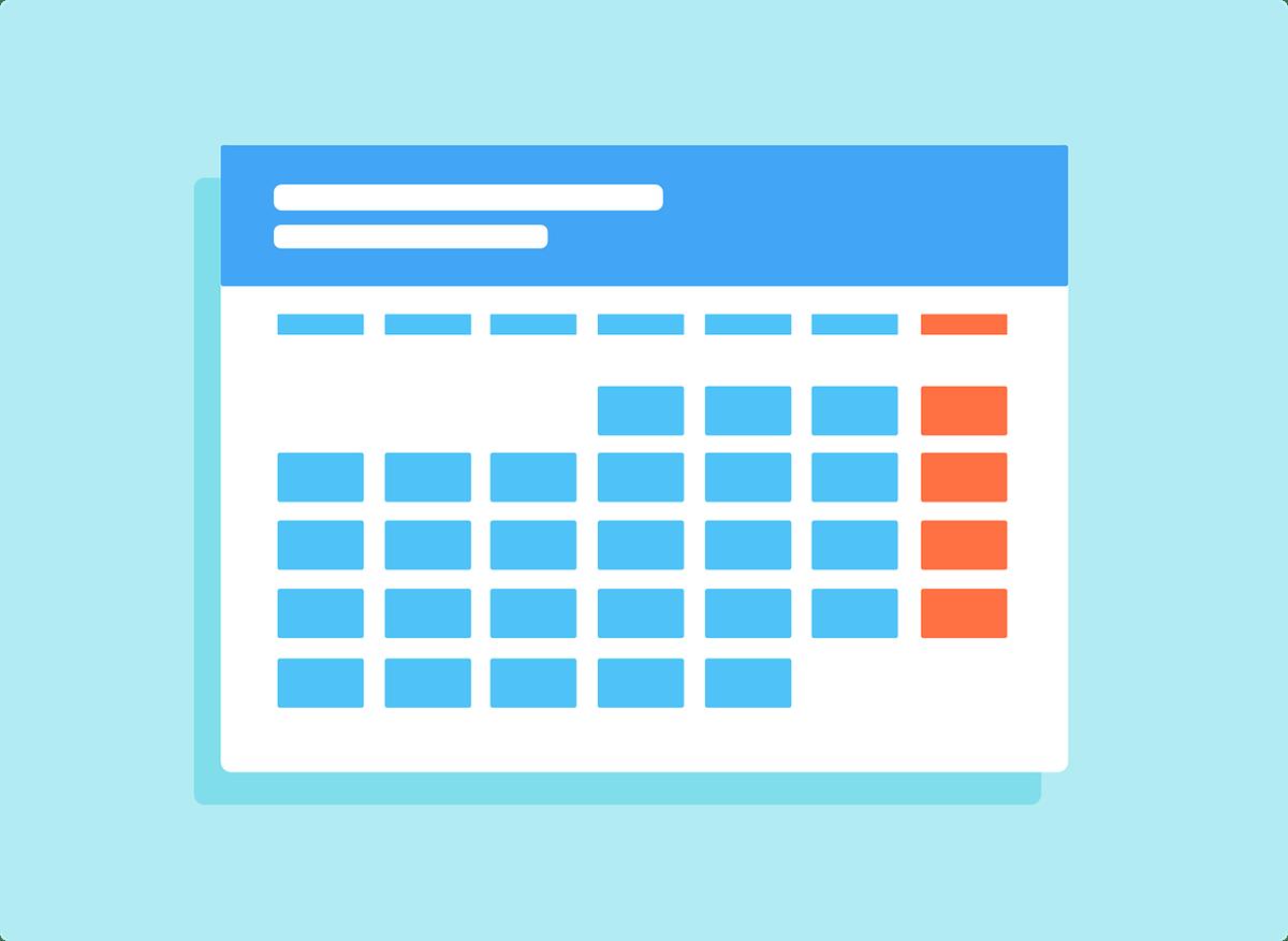 Pour un créer un plan de prospection réussi, vous devez vous armer d'un calendrier de prospection