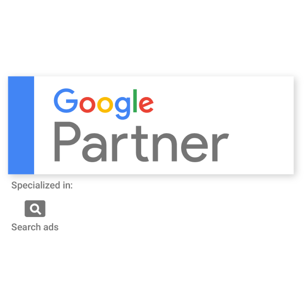 Inbound Value est certifié Google Partner