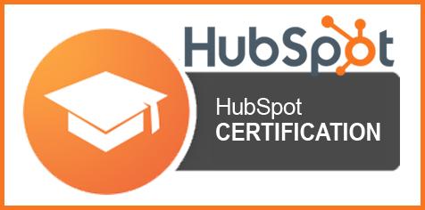 Les certifications Hubspot