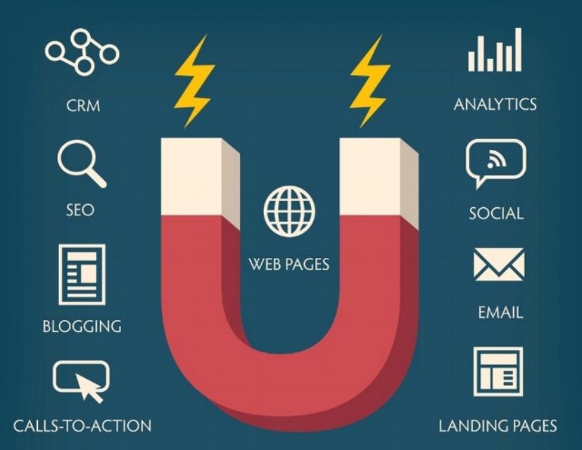 L'Inbound marketing est une vision globale de votre stratégie marketing.