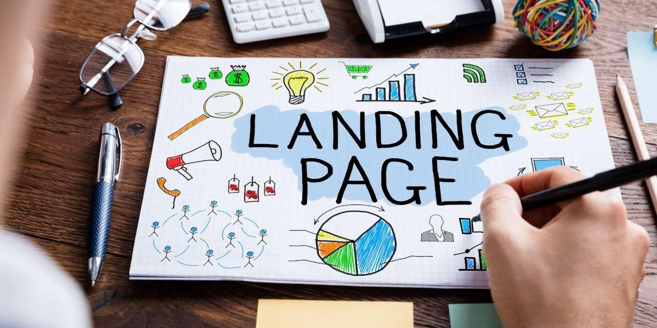 Les différences entre une landing page et une page classique.