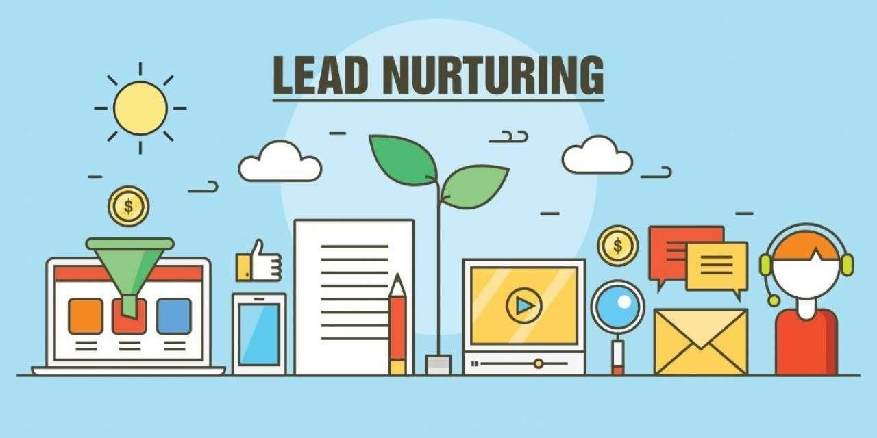 Le lead nurturing permet l'enrichissement de vos leads