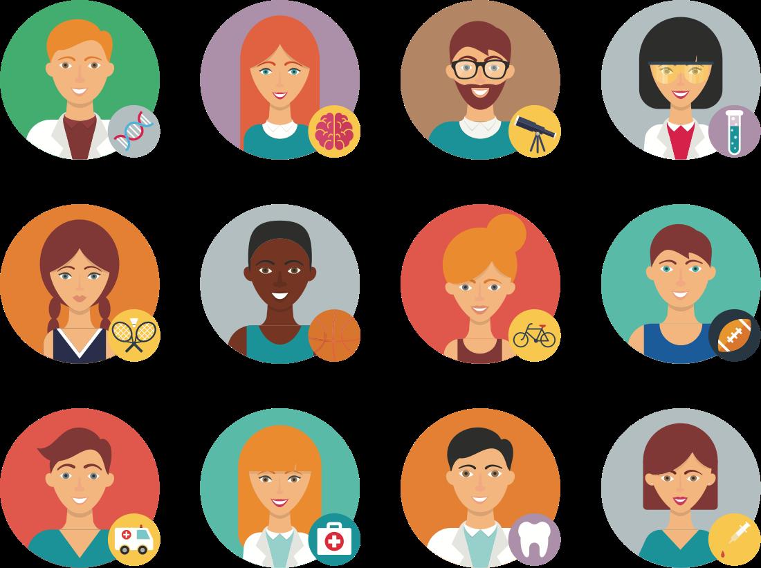Persona marketing : Chaque personne est différente, selon ses besoins, ses objectifs, à un moment T