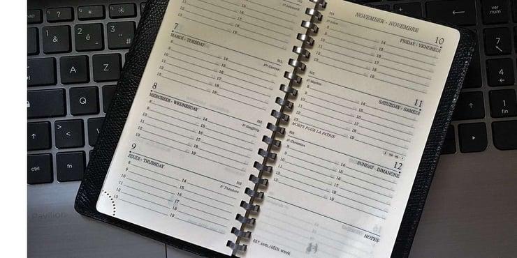 Il existe différents outils pour concevoir son planning éditorial