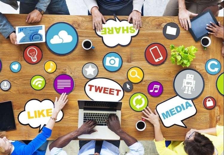 Concevoir une stratégie social média est essentielle au sein de l'Inbound marketing