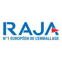 Logo Raja client Inbound Value agence marketing