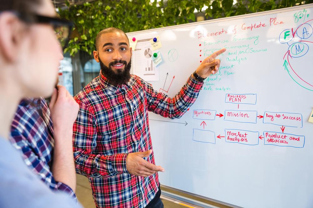 Durant le processus de vente, votre présentation doit s'adapter à vos cibles