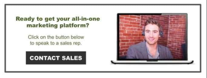 Un CTA peut également servir à conclure une vente en invitant le visiteur à contacter les commerciaux.