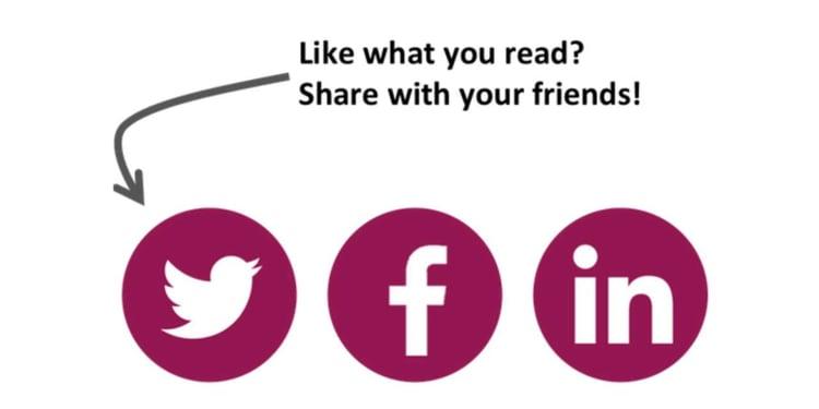 Lead Generation et Inbound Marketing : Voici un exemple de CTA que vous pouvez placer dans un article de blog