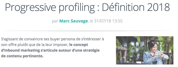 progressive-profiling