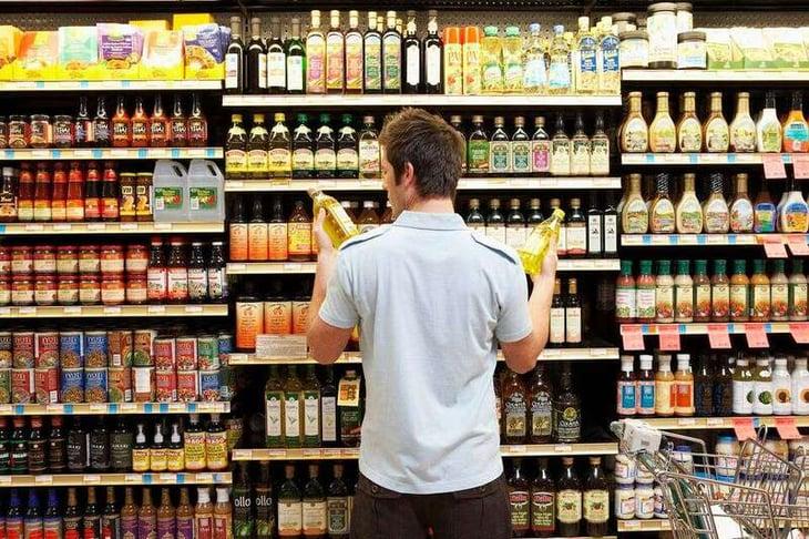 L'exemple du surplus de choix au supermarché