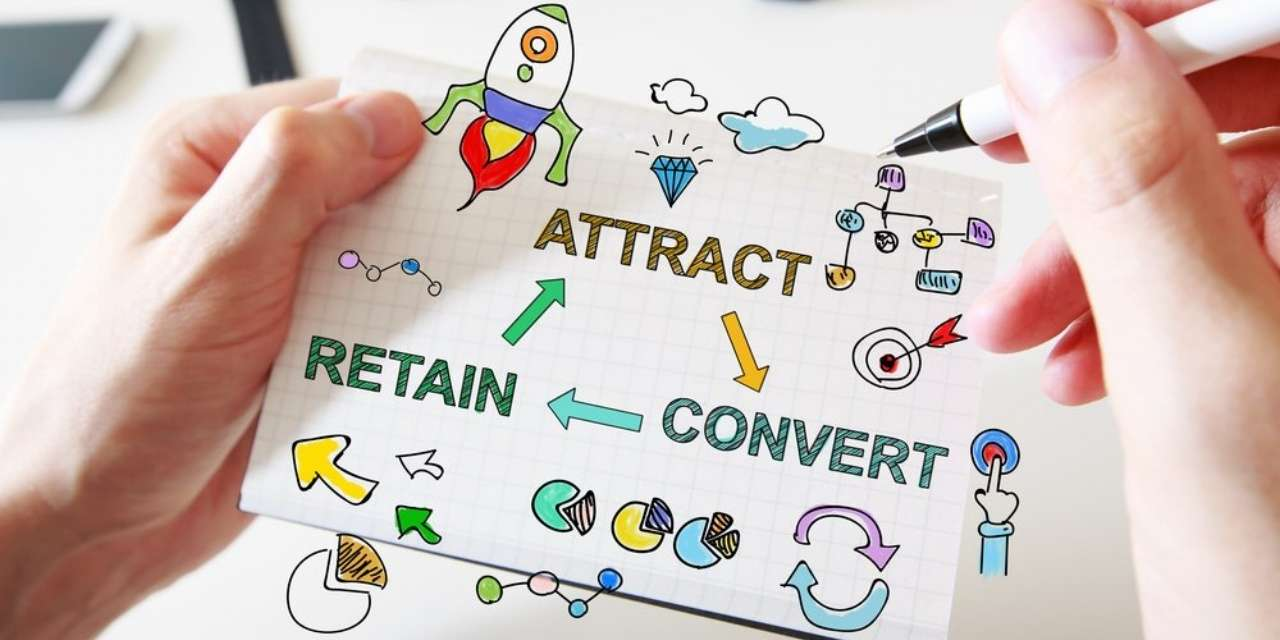 Stratégie Inbound Marketing : Les 3 clés pour convertir votre trafic en leads